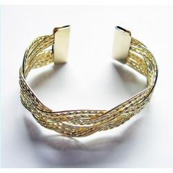 Brett guldarmband