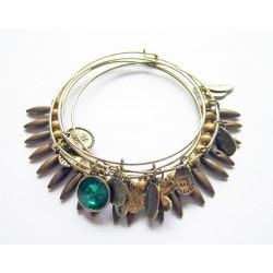 Armbandset med afrodesign