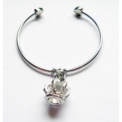 Armband med krona